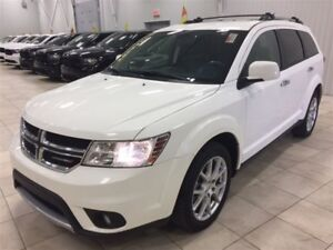 2015 Dodge Journey R/T AWD+CUIR+7 PASSAGERS