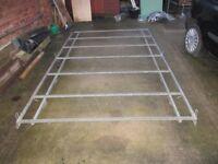 Roof rack for vauxhall vivaro or similar van