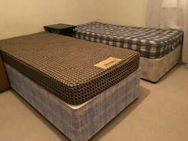2 single beds for sale at £45 EACH or £80 for BOTH!
