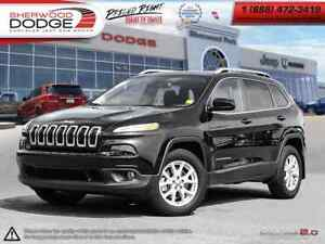 2016 Jeep Cherokee NORTH LATTITUDE | 4X4 | BACKUP CAM | LIFTGATE