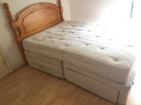 Double Room for rent SW8 Vauxhall ,for single professional £600 pm bills included