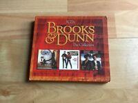 Brooks & Dunn 3 CD Box Set in Metal Tin. Rare!