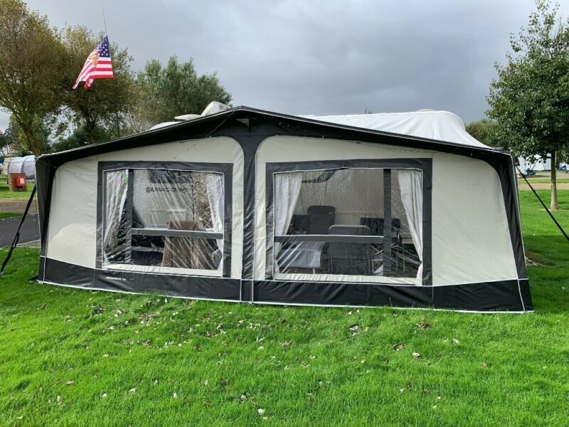 1035 Awning for sale in UK | 59 second-hand 1035 Awnings
