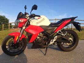 WK 250SS mechanically faultless