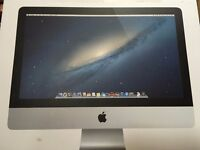Apple iMac 21.5 Quad Core i5 2.70Ghz 8GB 1TB £650 or best offer