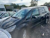 Ford galaxy 1.8 tdci 2009 black BREAKING FOR PARTS