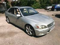 Lexus IS200 manual **P/X WELCOME**