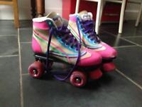 Used women's roller skates