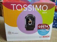 Bosch Tassimo Vivy Black
