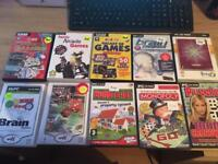 Job lot of pc games