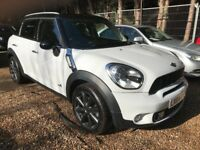 MINI Countryman 1.6 Cooper S (Chili) ALL4 5dr£9,995 p/x welcome FREE WARRANTY, AMAZING!!