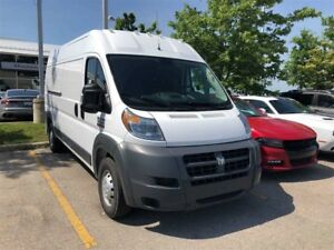 2017 Ram ProMaster 3500 HIGH ROOF**KEYLESS ENRTY**A/C
