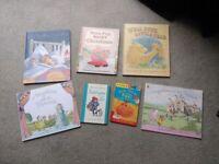 7 ASSORTED CHILDREN'S BOOKS.