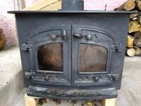 Villager Wood Burner