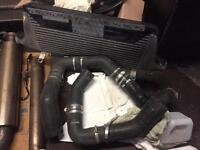 Seat Leon cupra r 1m intercooler ** stage 2 ** full turbo back exhaust
