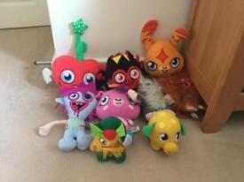 Moshi Monster Toys