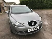 2008 Seat Leon 2.0Tdi Long Mot Feb 2018 Full Service History