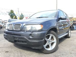 2001 BMW X5 3.0i / LOADED /   PRICED TO SELL