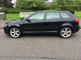2008 Audi A3 Sport TDi, One Owner, 14 Services, 1.9 Diesel, Immaculate, FSH, Year Mot