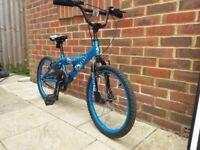 Blue Avigo Assault Kids Bike 20 inch Wheels