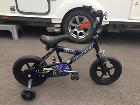 Nearly new children's Star Wars Bike