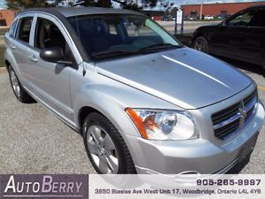 2009 Dodge Caliber SXT *** Certified and E-Tested *** $5,299