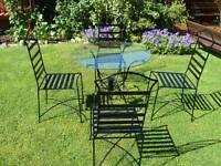 Garden\Kitchen table