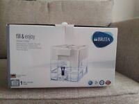 BRITA OPTIMAX WATER FILTER + 1 FILTER CARTRIDGE