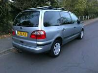 Ford galaxy 1.9 diesel automatic 7 seats