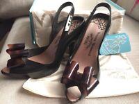 Vivienne Westwood Melissa lady dragon shoes