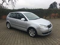 2009 58 Reg Volkswagen Polo 1.4 TDI Match 5 Door