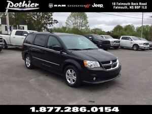 2016 Dodge Grand Caravan Crew | LEATHER | SUNROOF | HEATED SEATS