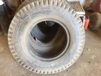Classic Truck Tyres / 900 x 20 Goodyear Tyres
