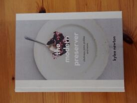 The Modern Preserver book and Tala Wooden Preserving Spoon. NEW!!