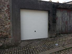 Single Lock up Garage - St Judes