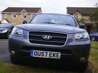 4x4 Hyundai Santa fe