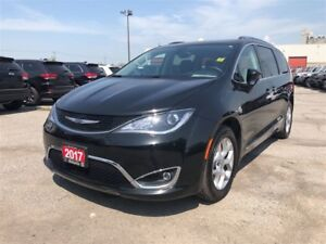 2017 Chrysler Pacifica TOURING L-PLUS**LEATHER**DVD**NAVIGATION*