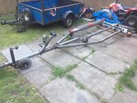 Jetski trailer (needs axle)