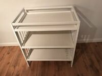 Ikea Baby Chaning Station in excellent hardly used condition