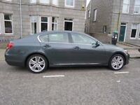 Lexus GS450h. 59 plate. Very low mileage Executive Performance Hybrid saloon. GS 450h