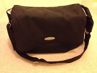 Samsonite Messenger baby changing bag - excellent condition
