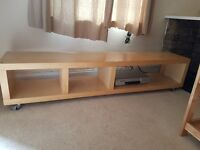 Wooden TV Stand/Bench