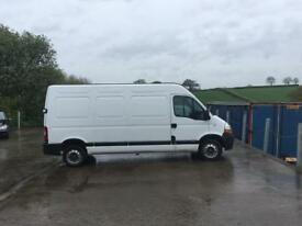 ♻️ BREAKING 2008 RENAULT MASTER 2.5 DCI FOR PARTS