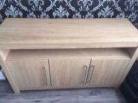 Consort Oak Large Sideboard
