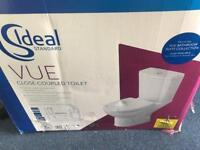 Ideal close couple Toilet
