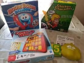 Children's poplar games