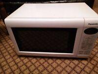 Panasonic microwave (repair or spare)