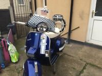 Vespa lml 125 2t manual long mot