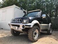 Suzuki jimny off roader