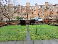 1 bedroom unfurnished flat to rent on Murdoch Terrace, Polwarth.